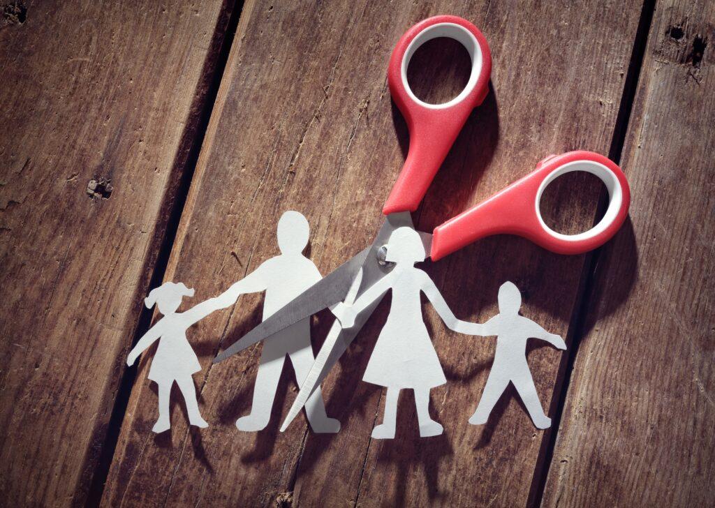 Divorce and child custody